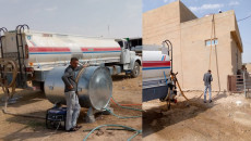 Shingal's displaced return to towns and villages lacking drinking water