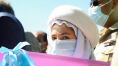 رغم رفض المجتمع...<br> 11 ناجية ايزيدية يستلمن أطفالهن سراً