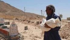 Tuzhurmatu Kaymakamlığı 210 mezarı nakletti