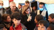 Bağdat El Cıd kampını kapatıyor: Kampta yüzlerce IŞİD'li ailesi var