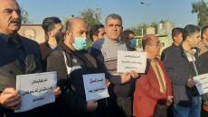 Gathering in Kirkuk in support of protests across Kurdistan Region