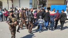 Kirkuk Bazar breaks 3-day weekend lockdown