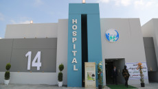 New hospital opened in Kirkuk to treat COVID-19 patients
