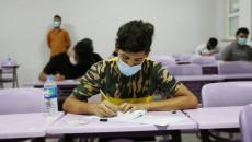 اعتراضاً على صعوبة الأسئلة...<br>قسم من طلاب الدراسة الكوردية يغادرون قاعات الامتحان