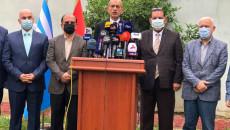 Türkmen Partiler İttifakı'nın başkanı değiştirildi