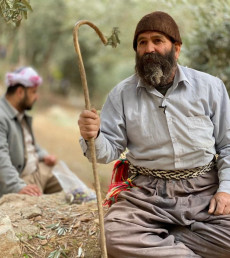 Ezidi altruist Marwan always there to help
