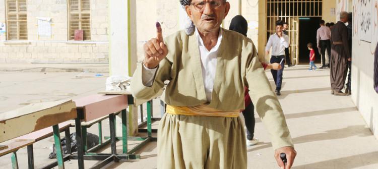Kerkük'te birleşik Kürt listesi oluşturma görüşmeleri sürüyor