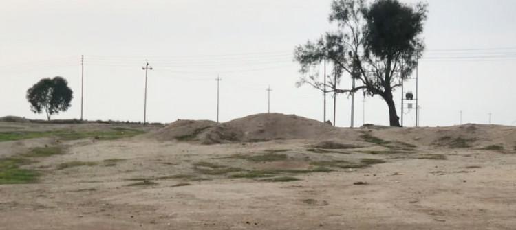 بسبب الفراغ الأمني...<br>قرى مخمور الكوردية تخلو من ساكنيها
