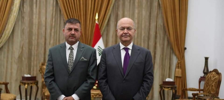 High-profile Ezidi figure resigns in protest