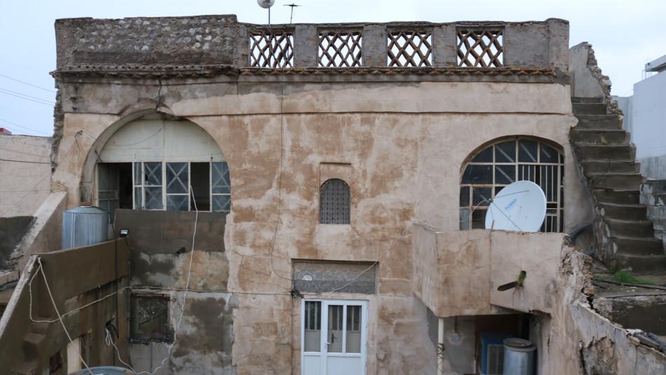 Salih Mali'nin 111 yıllık sarayı