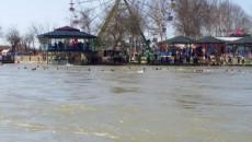 ارتفاع حصيلة الضحايا إلى 97 قتيلا<br> اخر التفاصيل عن حادثة غرق عبارة سياحية في الموصل