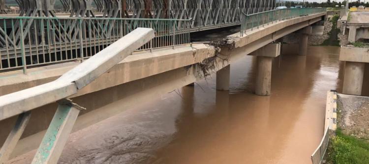 تخصيص ٣٠ مليون دينار لصيانة جسر التن كوبري الرابط بين كركوك واربيل
