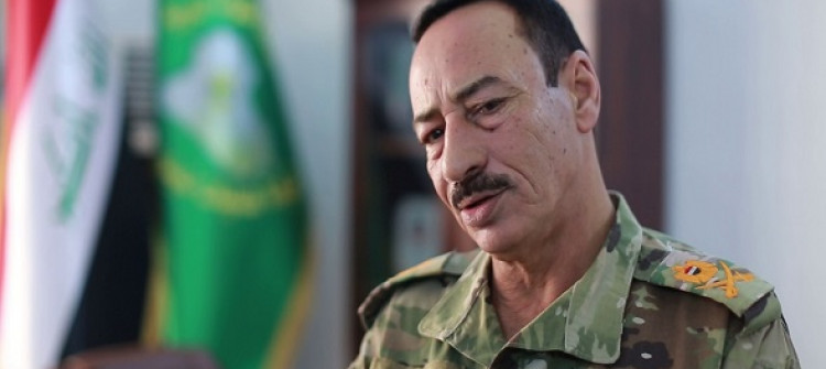 Retired military commander nominates himself for position of Ninewa governor