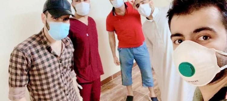 كركوك: تسجيل تسعة اصابات بكورونا في صفوف الكوادر الطبية