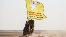 Kirkuk volunteers join Syrian Kurds against Turkish assault