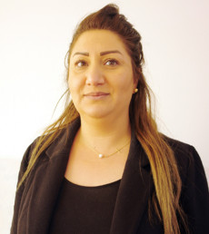 Rasha Wadi, a woman who strives to find jobs for her people