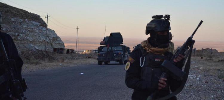 القوات العراقية تحرر منتسب في قوات الامن الكوردية بعد اختطافه من قبل مجهولين