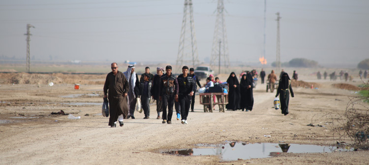 How IDPs deprived of voting in Iraqi federal elections ?