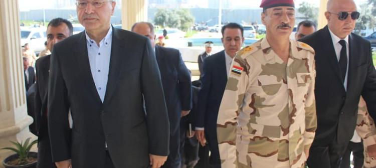 Cumhurbaşkanı neyneva'nın yeni valisinin işe alınmasını emretti