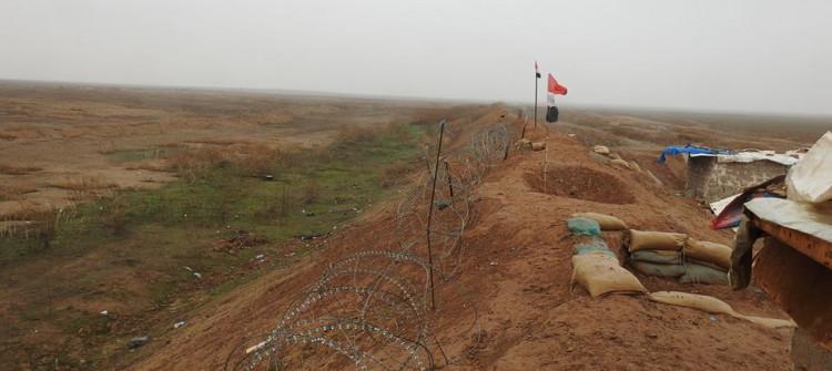 Daiş yakınlarının şingal'e sızmasından sonra<br>Irak ve Suriye arasındaki güvenlik güçlendirildi