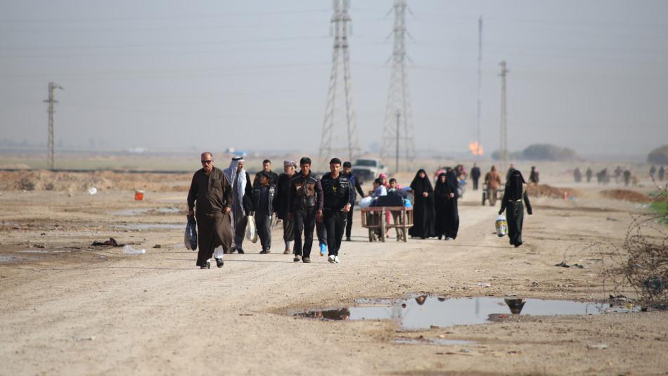 بهغداد: چۆن ئاوارەی ناوخۆ لە هەڵبژاردنی رابردودا کەنارگیرکران؟