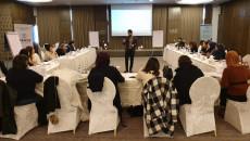 مشاركة نسوية فاعلة لنينوى في برنامج الريادة لسيدات الاعمال