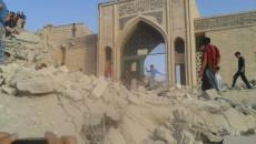 الموصل ممنوعة من التظاهر السلمي