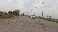Kirkuk: Residents of Zab sub-district complain about poor condition of roads in the area