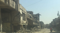 أنقاض الحرب تمنع عودة الحياة الى الموصل القديمة