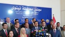 هدوء العاصفة السياسية في نينوى