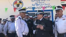 مرور نينوى تبدأ العمل بالمشروع الوطني الموازي