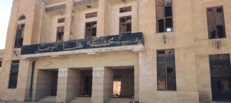 محطة قطار الموصل تدخل مرحلة الاعمار