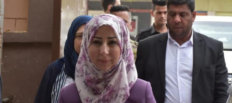 وزارة التربية تعفي مدير عام تربية نينوى من مهام منصبها للمرة الثانية
