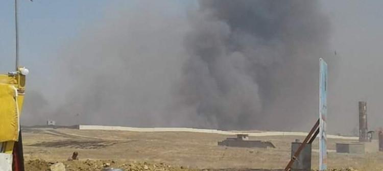 التصدي لهجوم مسلح في كركوك والشروع بتمشيط مواقع جنوب الموصل وشمال صلاح الدين