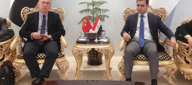 تركيا تحدد موعدا لافتتاح قنصليتها في الموصل