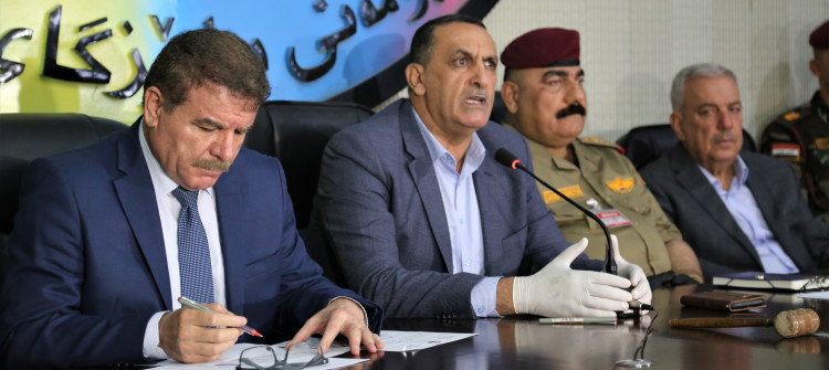 PUK hands over 150 detainees to local government in Kirkuk