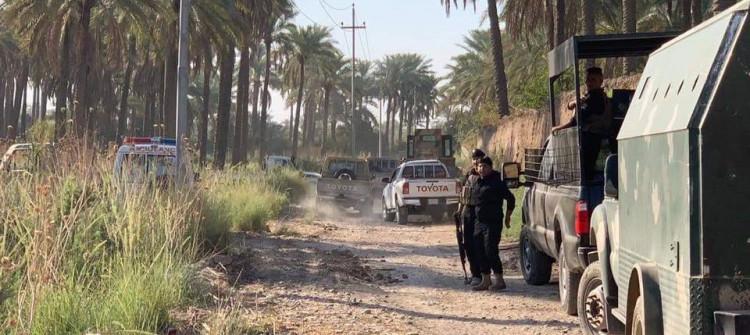 انطلاق المرحلة الثالثة من عمليات ارادة النصر في ديالى بدون مشاركة البيشمركة