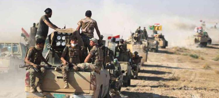 عبد المهدي يأمر بإغلاق كافة مقرات الحشد الشعبي ودمجهم بالجيش العراقي