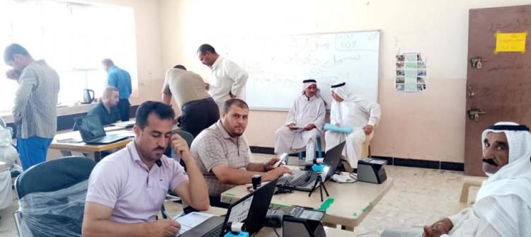 المفوضية تمدد فترة تحديث سجل الناخبين في كركوك ونينوى