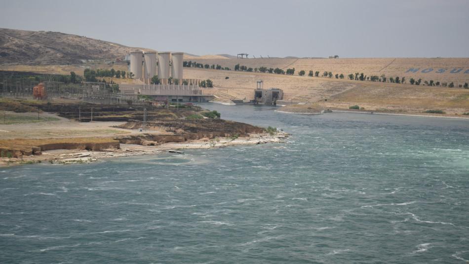 بعد استلامها مهمة صيانة السد<BR> الموارد المائية: لا مخاطر على سد الموصل