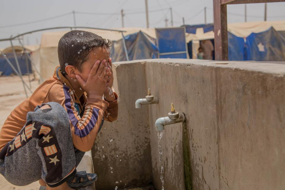 Fresh water scarcity hits parts of disputed Duz Khurmatu district