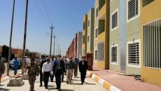 ادخال اماكن جديدة مخصصة للحجر الصحي في نينوى وكركوك
