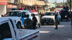 اعتقال 30 شخصا بسبب خرقهم لقرار حظر التجوال