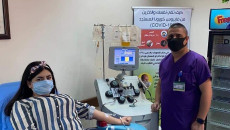 بعد اعلان وصول التقنية لكركوك..<br> عائلة تتبرع ببلازما الدم للمصابين بكورونا