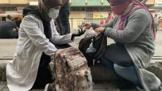 بغداد: نساء التحرير يتصدرن الخطوط الامامية في التظاهرات