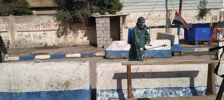 تخصيص اكثر من ملياري دينار لمواجهة كورونا..<BR>محافظ نينوى يمنع دخول القطعات العسكرية للمحافظة