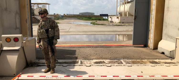 التحالف الدولي ينسحب من معسكرين في كركوك ونينوى
