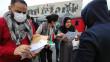 تسجيل سادس حالة اصابة بفيروس كورونا في العراق