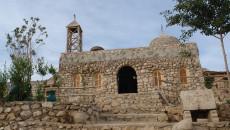 Christian Al Qosh village restored