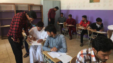"""From now on, I will be carrying a pen"" <br> Illiteracy-eradication center opened for first time in Kurdish-populated Duz Khurmatu neighborhood"